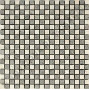 MM1505 Mosaïque thala beige roulato gris foussana roulato 30 x 30 cm