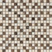 MM1510 mosaïque emperador 30 x 30 cm