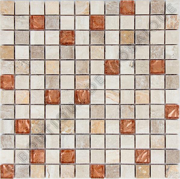 MM2312 mosaïque izmir scabas 30 x 30 cm