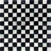 MM2320 mosaïque nihed noir 30 x 30 cm