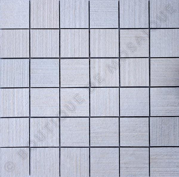MM4806 mosaique thala gris dritto 30 x 30 cm