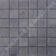 MM4807 mosaïque gris foussana adouci 30 x 30 cm