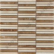 MMV21 mosaïque bora travertin 30 x 30 cm
