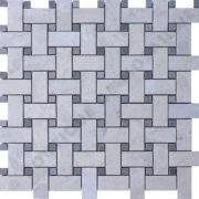 MMV33 mosaique petra thala gris 30 x 30 cm