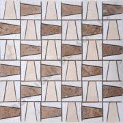 MMV40 mosaïque pyramide noce 30 x 30 cm