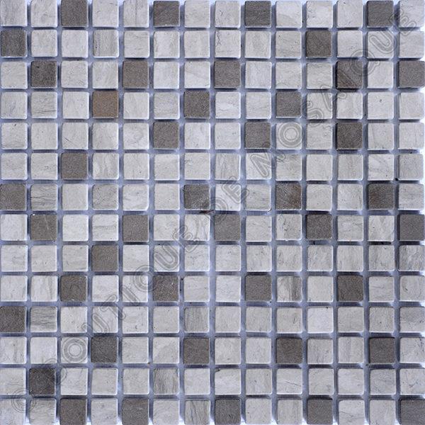 MM2002 MOSAÏQUE THALA GRIS -GRIS FOUSSANA AVEC LIQUIDE