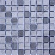 MM3005 mosaïque thala gris - gris foussana sans liquide