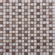 MM1514 mosaïque izar travertin