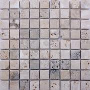 MM3009 mosaïque travertin