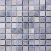 MM3015 Mosaïque mix thala gris