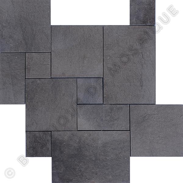MMV56 mosaïque lucca gris