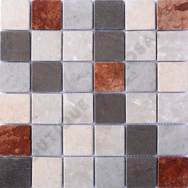 MM4834 mosaïque osiride rosso