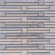 MMV76 mosaïque antica thala gris