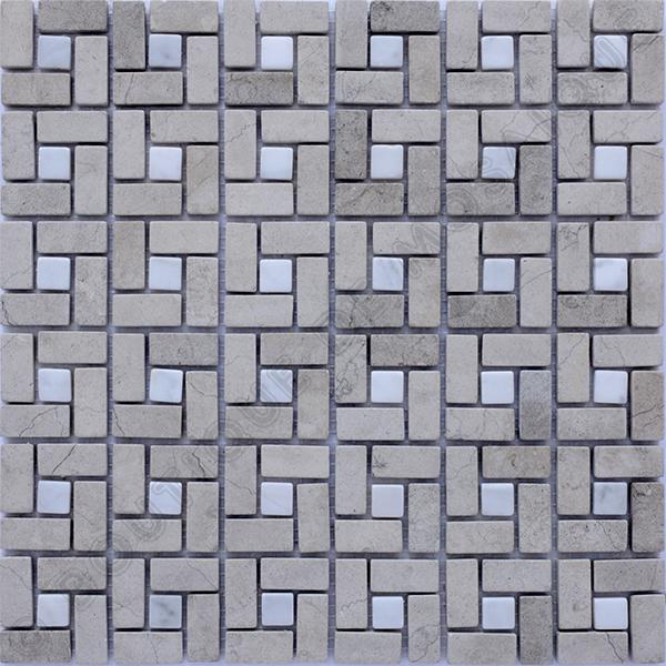 MMV79 Mosaïque nettuno thala gris