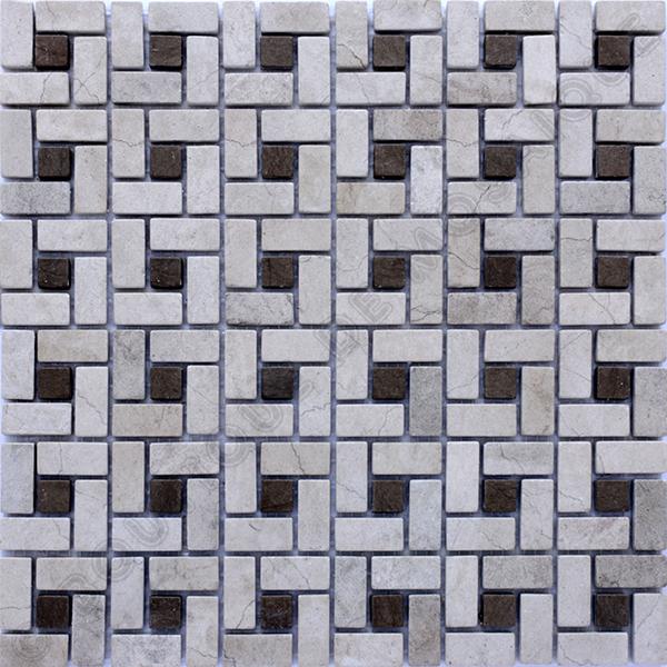 MMV80 mosaïque nettuno gris