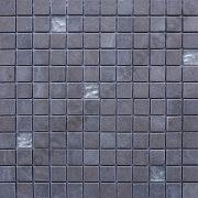 MM2329 mosaïque gris foussana vibré + pate de verre
