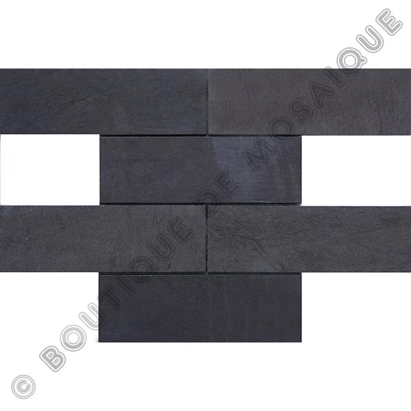 MMV70 mosaïque listel gris