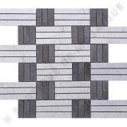 MMV108 mosaïque firenze gris
