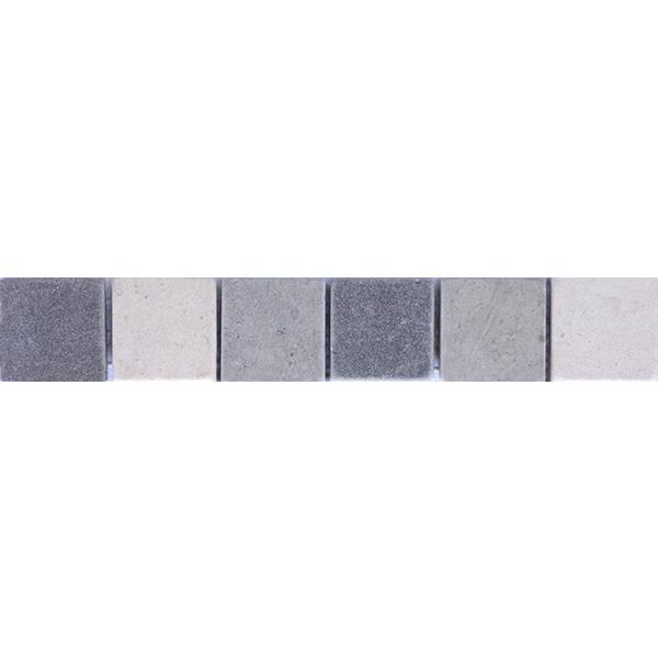 MMF37 frise libeccio gris