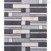 MMV114 mosaïque pavé gris
