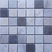 MM4842 mosaïque dali gris