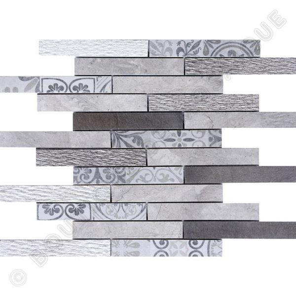 MMC21 Mosaïque mahdi gris TSG